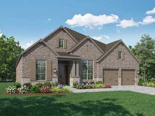Plan 216 - Pomona: 65ft. lots: Manvel, Texas - Highland Homes