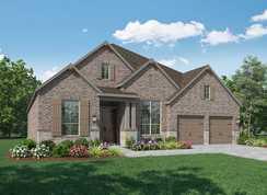 Plan 216 - Front Gate in Fair Oaks Ranch: 90ft. lots: Fair Oaks Ranch, Texas - Highland Homes