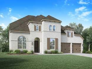Plan 220 - Bridgeland: 65ft. lots: Cypress, Texas - Highland Homes