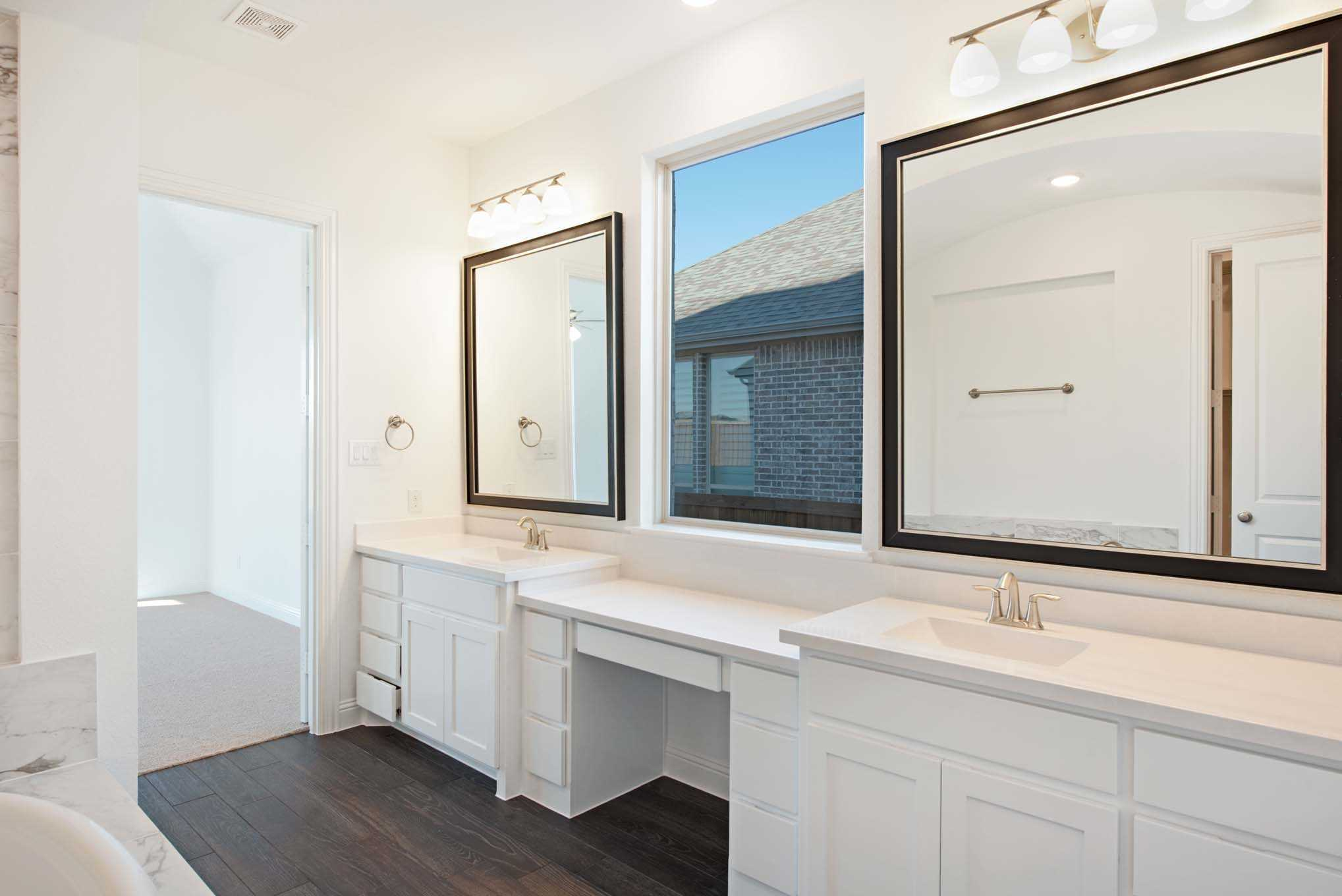Bathroom featured in the Plan 220 By Highland Homes in San Antonio, TX