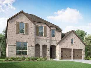 Plan 224 - Tavolo Park: 60ft. lots: Fort Worth, Texas - Highland Homes