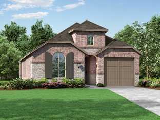 Plan Ascot - Gruene Villages: New Braunfels, Texas - Highland Homes