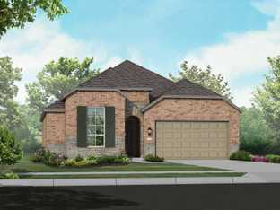 Plan Camden - Ventana: 55ft. lots: Bulverde, Texas - Highland Homes
