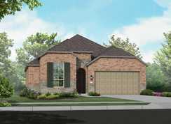 Plan Camden - Harvest: Meadows: Northlake, Texas - Highland Homes