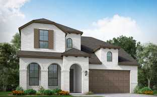 Devonshire: 50ft. lots by Highland Homes in Dallas Texas