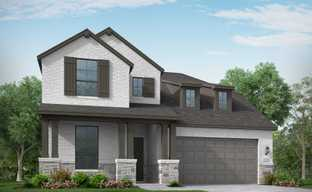 Jordan Ranch: 55ft. lots by Highland Homes in Houston Texas