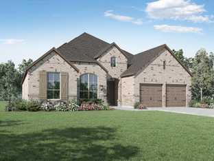 Plan 212 - Royal Oak Estates: San Antonio, Texas - Highland Homes