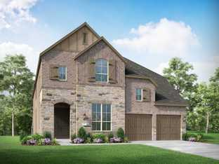 Plan 567 - Woodforest: 55ft. lots: Montgomery, Texas - Highland Homes