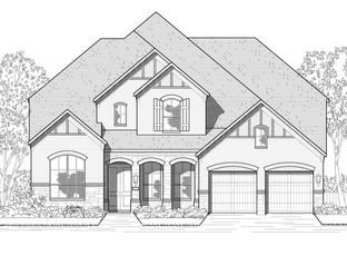 Plan 223 - Tavolo Park: 60ft. lots: Fort Worth, Texas - Highland Homes