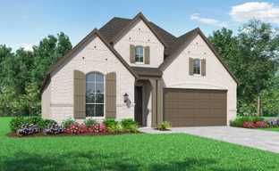 The Preserve by Highland Homes in Sherman-Denison Texas