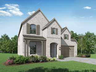 Plan Redford - Coronado: San Antonio, Texas - Highland Homes