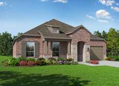 Plan Milton - Sonoma Verde: 70ft. lots: Rockwall, Texas - Highland Homes