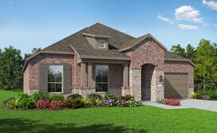 Sonoma Verde: 70ft. lots by Highland Homes in Dallas Texas