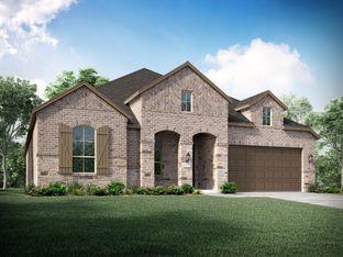 Plan Fleetwood - Ventana: 65ft. lots: Bulverde, Texas - Highland Homes