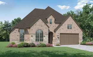 Gateway Parks: 60ft. lots by Highland Homes in Dallas Texas
