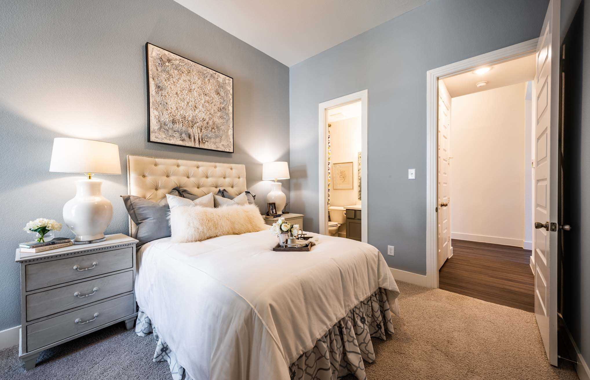 Bedroom featured in the Plan Chesterfield By Highland Homes in Sherman-Denison, TX