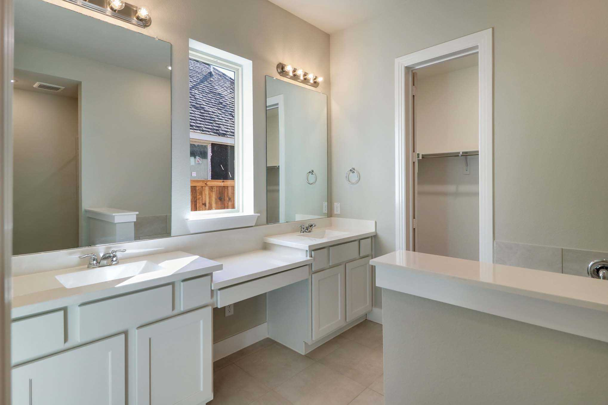 Bathroom featured in the Plan Wimbledon By Highland Homes in Dallas, TX