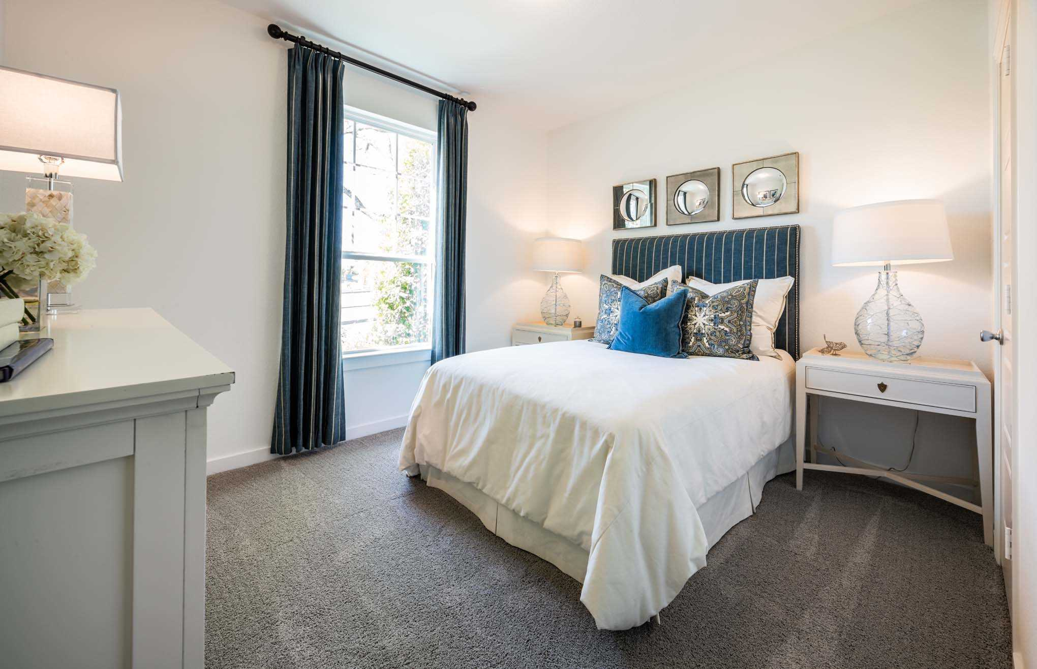 Bedroom featured in the Plan Yorkshire By Highland Homes in Dallas, TX