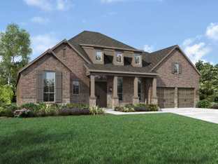Plan 272 - M3 Ranch: 70ft. lots: Mansfield, Texas - Highland Homes