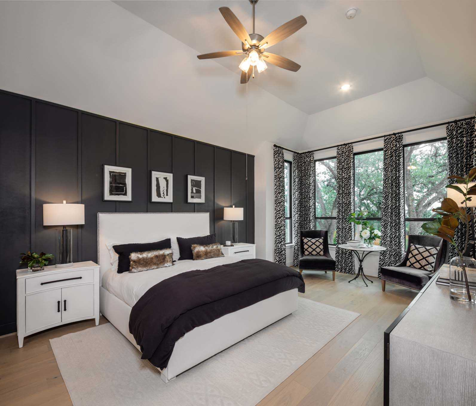 Bedroom featured in the Plan 272 By Highland Homes in Dallas, TX