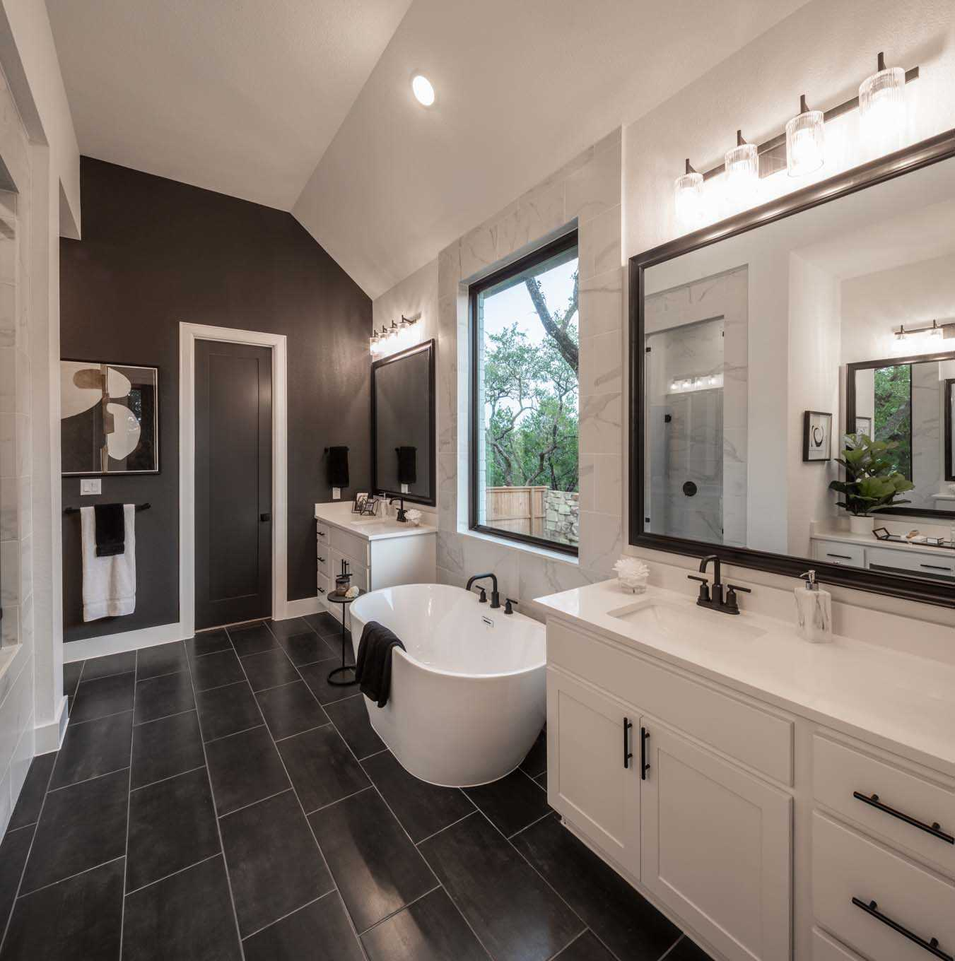Bathroom featured in the Plan 272 By Highland Homes in Dallas, TX
