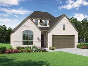 Plan Davenport - M3 Ranch: 50ft. lots: Mansfield, Texas - Highland Homes