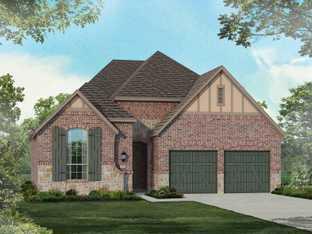 Plan 551 - Walsh: 50ft. lots: Aledo, Texas - Highland Homes