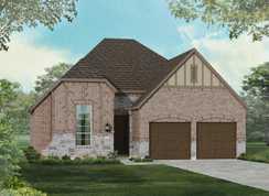 Plan 554 - Walsh: 50ft. lots: Aledo, Texas - Highland Homes