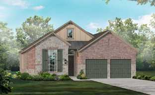 Walsh: 50ft. lots by Highland Homes in Fort Worth Texas
