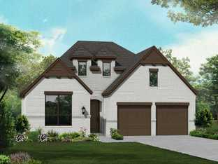 Plan 553 - Walsh: 50ft. lots: Aledo, Texas - Highland Homes