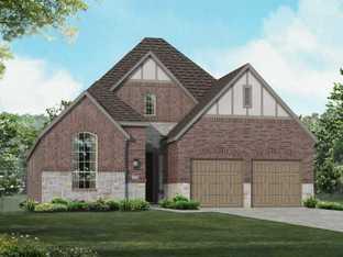 Plan 550 - Walsh: 50ft. lots: Aledo, Texas - Highland Homes