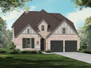 Plan 556H - Walsh: 50ft. lots: Aledo, Texas - Highland Homes
