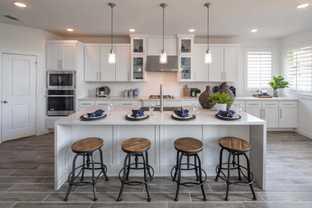 Plan 556H - Aliana: 55ft. lots: Richmond, Texas - Highland Homes