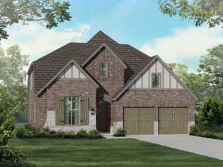 Plan 557H - Walsh: 50ft. lots: Aledo, Texas - Highland Homes