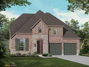 Plan 558H - Walsh: 50ft. lots: Aledo, Texas - Highland Homes