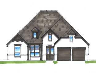 Plan 212 - Walsh: 60ft. lots: Aledo, Texas - Highland Homes