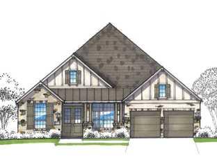 Plan 213 - Walsh: 60ft. lots: Aledo, Texas - Highland Homes