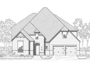 Plan 247H - Walsh: 60ft. lots: Aledo, Texas - Highland Homes