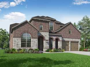 Plan 246H - Canyon Falls: Northlake, Texas - Highland Homes