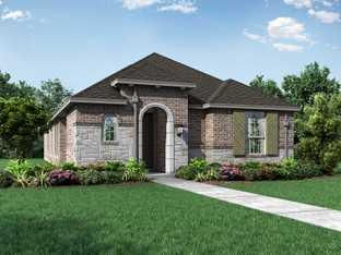 Plan 301 - Viridian: 40ft. lots: Arlington, Texas - Highland Homes