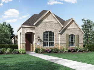 Plan 302 - Viridian: 40ft. lots: Arlington, Texas - Highland Homes