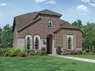 Plan 303 - Viridian: 40ft. lots: Arlington, Texas - Highland Homes