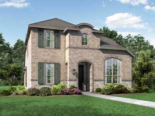Plan 304 - Viridian: 40ft. lots: Arlington, Texas - Highland Homes
