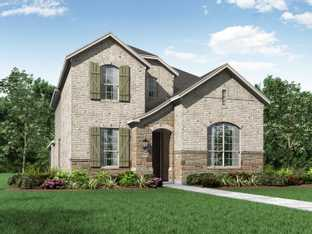 Plan 307 - Viridian: 40ft. lots: Arlington, Texas - Highland Homes