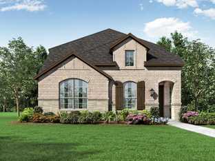 Plan 309 - Viridian: 40ft. lots: Arlington, Texas - Highland Homes