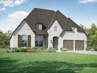 Plan 212 - Woodforest - Noble Greens: Montgomery, Texas - Huntington Homes