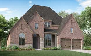 Canyon Falls by Highland Homes in Dallas Texas
