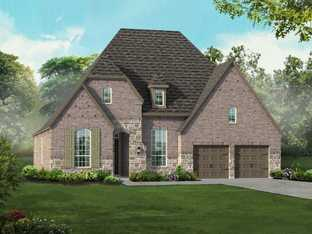 Plan 204 - Viridian: 60ft. lots: Arlington, Texas - Highland Homes