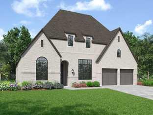 Plan 200 - Elyson: 65ft. lots: Katy, Texas - Highland Homes