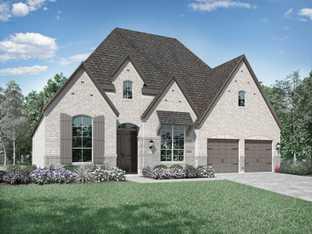 Plan 216 - Elyson: 65ft. lots: Katy, Texas - Highland Homes